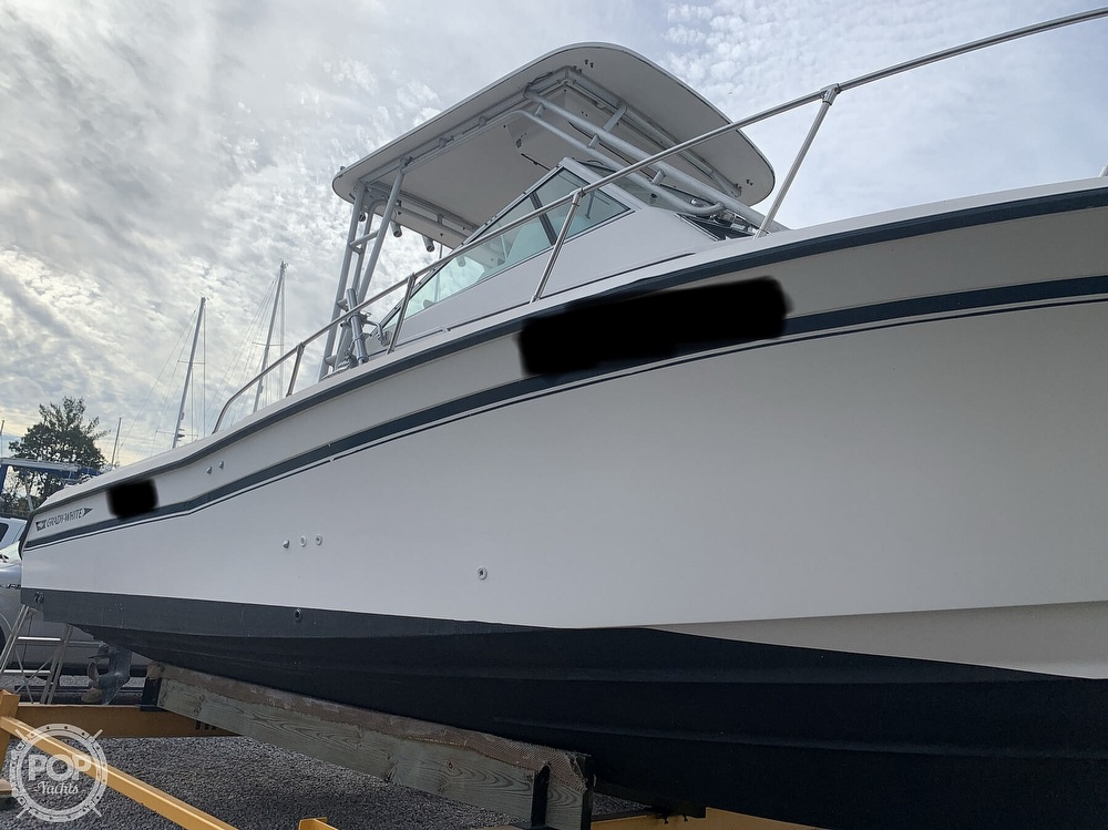 1994 Grady-White boat for sale, model of the boat is 252 Sailfish & Image # 30 of 40