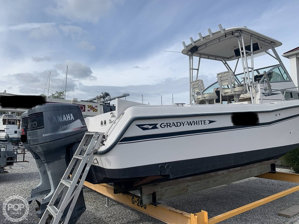 1994 Grady-White boat for sale, model of the boat is 252 Sailfish & Image # 31 of 40