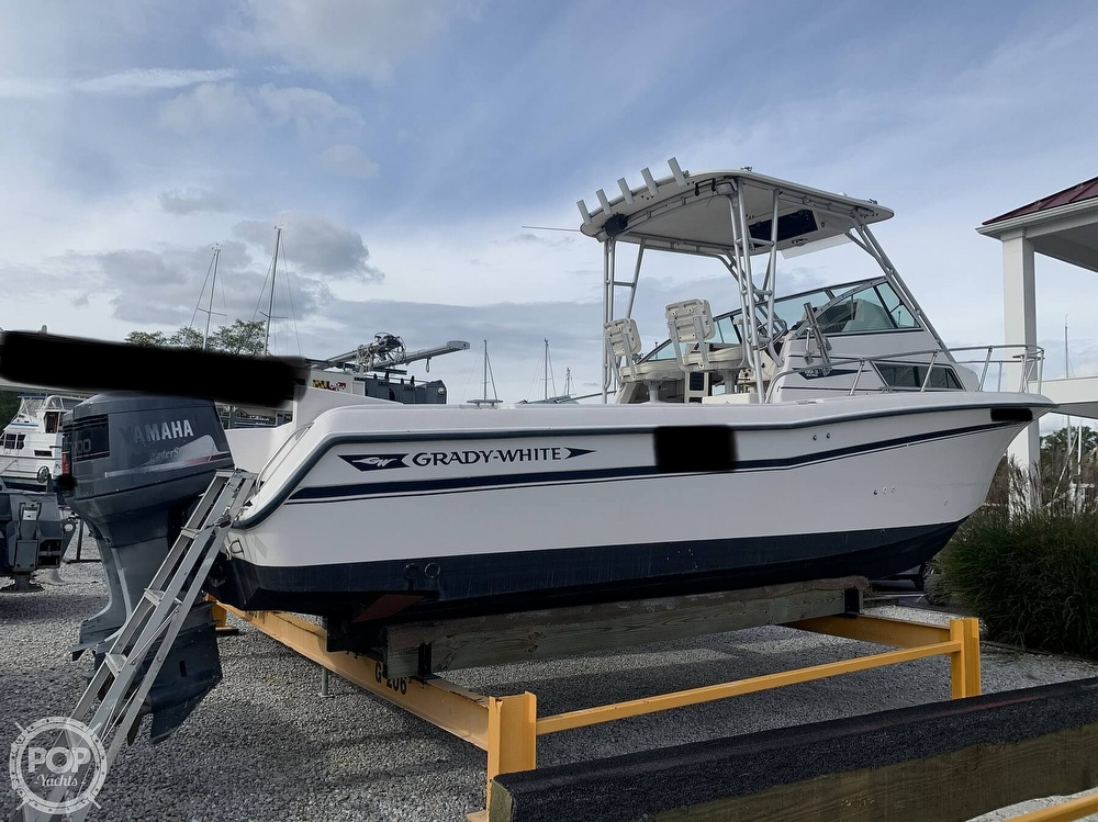1994 Grady-White boat for sale, model of the boat is 252 Sailfish & Image # 32 of 40