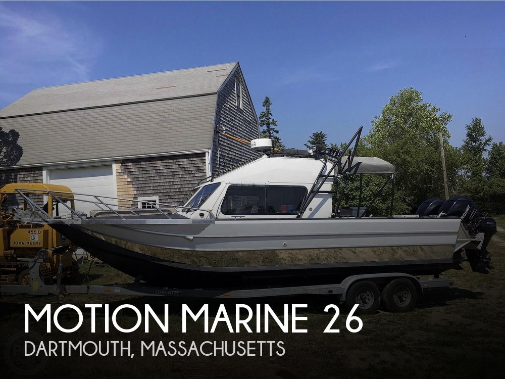 Used Motion Marine Boats For Sale by owner | 2007 Motion Marine 26 Outback Offshore LXV