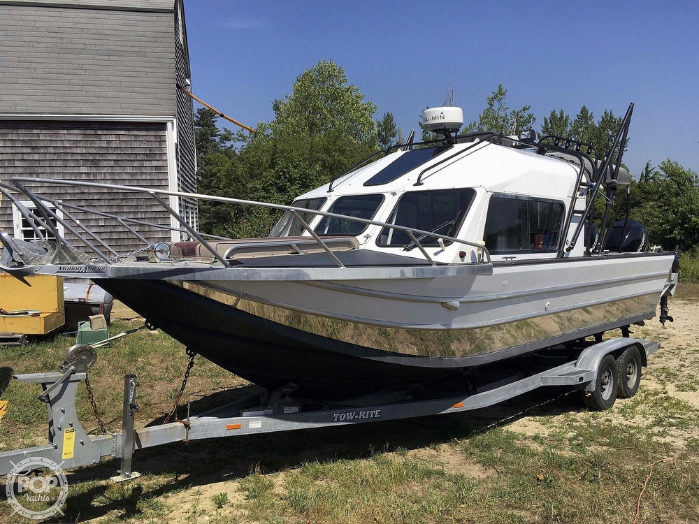 2007 Motion Marine boat for sale, model of the boat is 26 Outback Offshore LXV & Image # 2 of 40