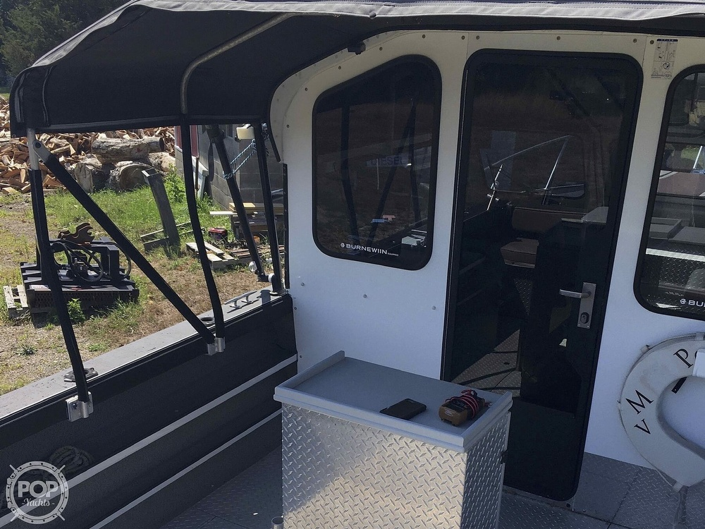 2007 Motion Marine boat for sale, model of the boat is 26 Outback Offshore LXV & Image # 5 of 40