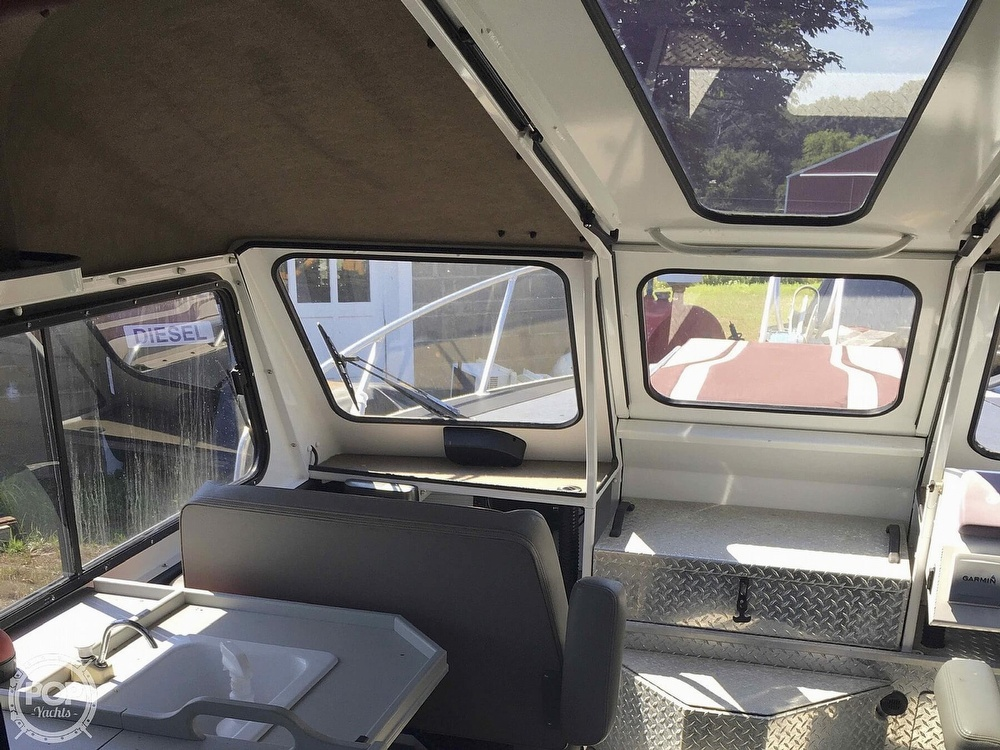 2007 Motion Marine boat for sale, model of the boat is 26 Outback Offshore LXV & Image # 10 of 40