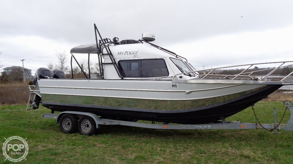 2007 Motion Marine boat for sale, model of the boat is 26 Outback Offshore LXV & Image # 22 of 40