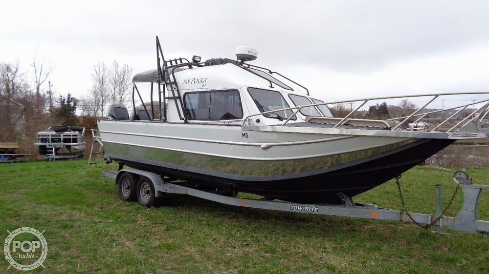 2007 Motion Marine boat for sale, model of the boat is 26 Outback Offshore LXV & Image # 23 of 40