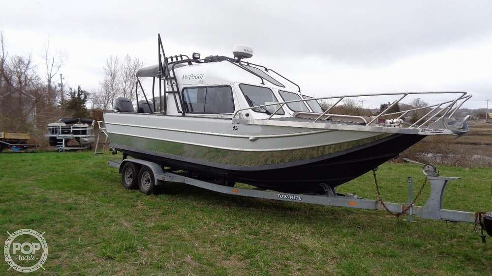 2007 Motion Marine boat for sale, model of the boat is 26 Outback Offshore LXV & Image # 24 of 40