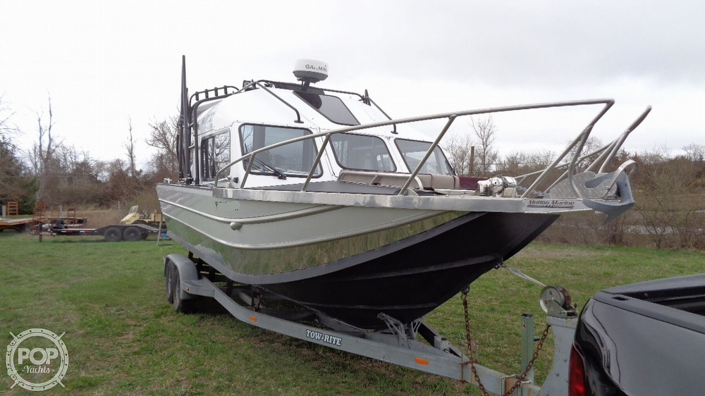 2007 Motion Marine boat for sale, model of the boat is 26 Outback Offshore LXV & Image # 25 of 40
