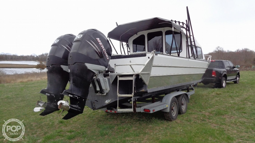 2007 Motion Marine boat for sale, model of the boat is 26 Outback Offshore LXV & Image # 26 of 40
