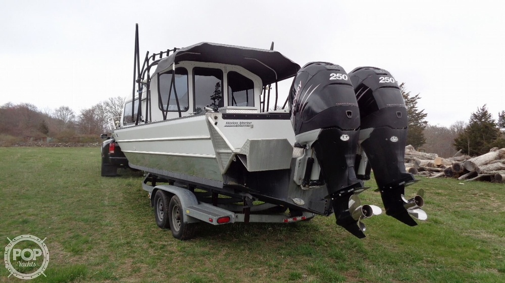 2007 Motion Marine boat for sale, model of the boat is 26 Outback Offshore LXV & Image # 27 of 40