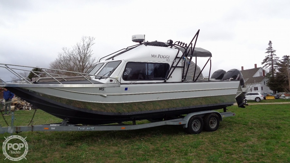 2007 Motion Marine boat for sale, model of the boat is 26 Outback Offshore LXV & Image # 29 of 40