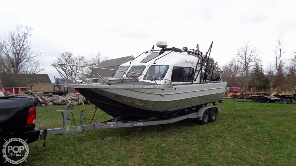 2007 Motion Marine boat for sale, model of the boat is 26 Outback Offshore LXV & Image # 30 of 40