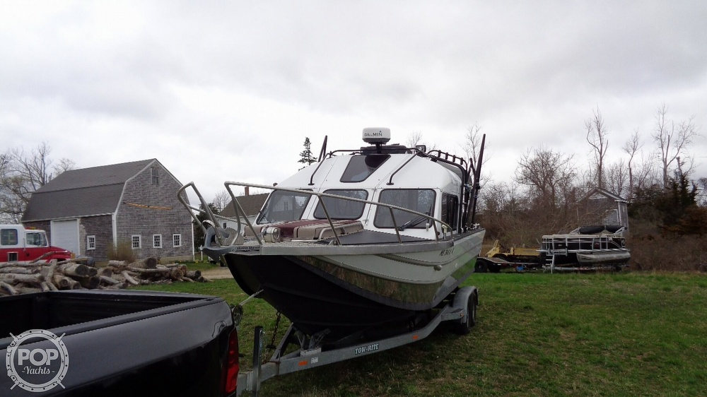 2007 Motion Marine boat for sale, model of the boat is 26 Outback Offshore LXV & Image # 31 of 40