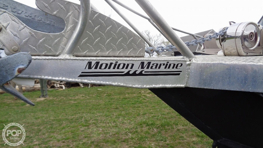 2007 Motion Marine boat for sale, model of the boat is 26 Outback Offshore LXV & Image # 32 of 40