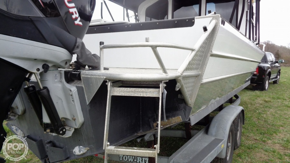 2007 Motion Marine boat for sale, model of the boat is 26 Outback Offshore LXV & Image # 37 of 40