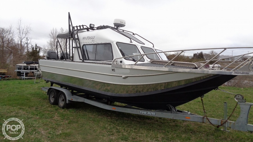 2007 Motion Marine boat for sale, model of the boat is 26 Outback Offshore LXV & Image # 38 of 40