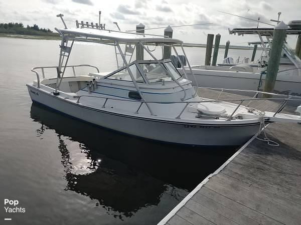 1988 Shamrock boat for sale, model of the boat is Predator 200 & Image # 2 of 40