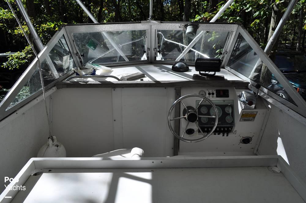 1988 Shamrock boat for sale, model of the boat is Predator 200 & Image # 6 of 40