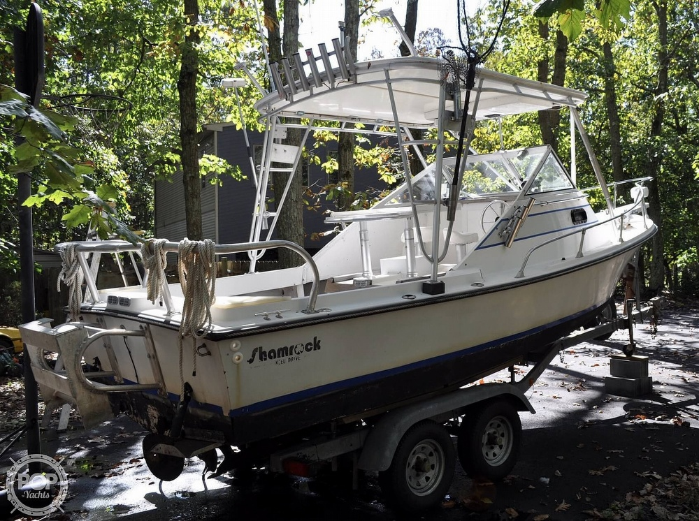 1988 Shamrock boat for sale, model of the boat is Predator 200 & Image # 3 of 40