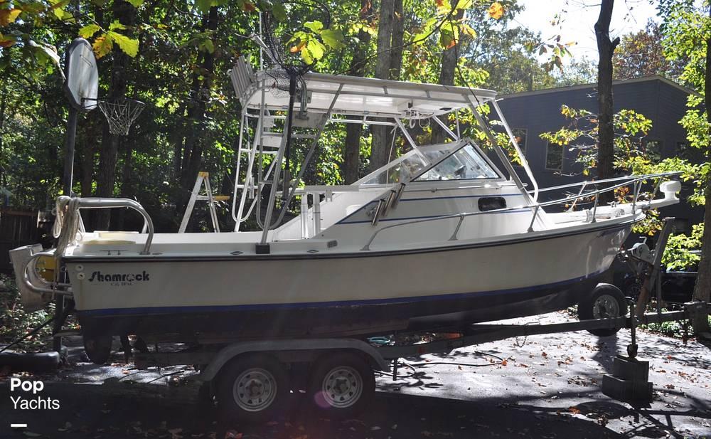 1988 Shamrock boat for sale, model of the boat is Predator 200 & Image # 4 of 40