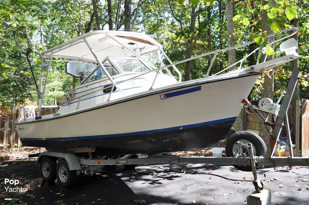 1988 Shamrock boat for sale, model of the boat is Predator 200 & Image # 5 of 40