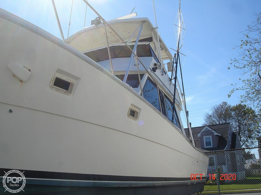 1982 Viking boat for sale, model of the boat is 46 Sportfish & Image # 2 of 40