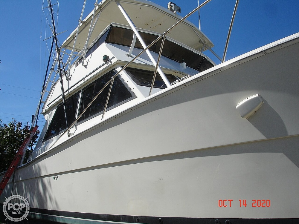 1982 Viking boat for sale, model of the boat is 46 Sportfish & Image # 5 of 40