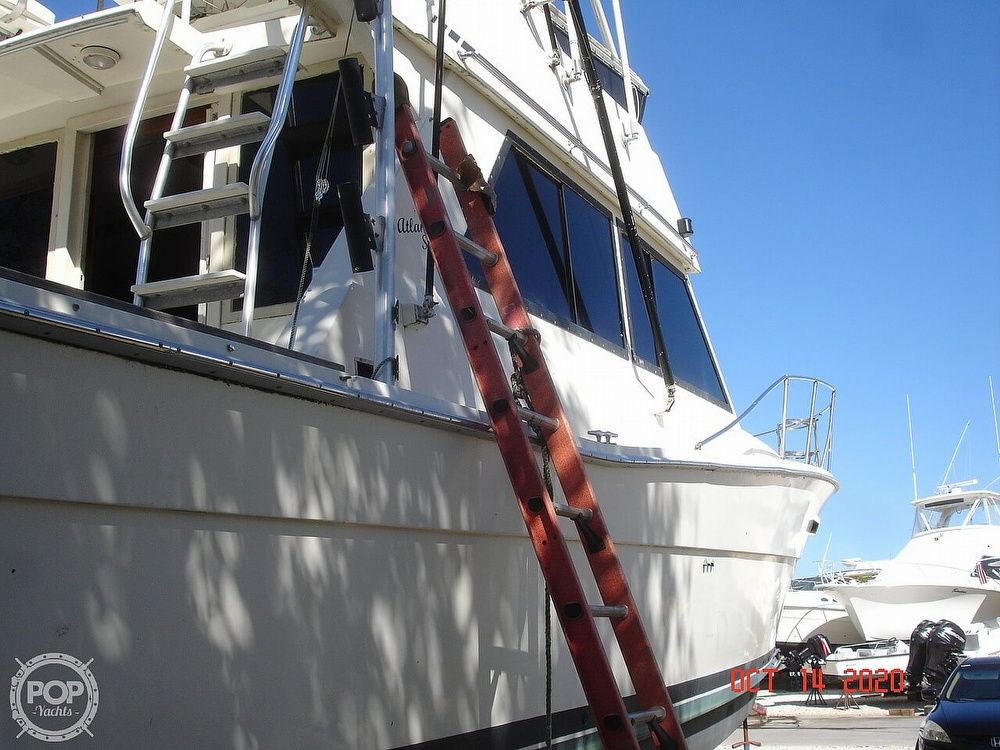 1982 Viking boat for sale, model of the boat is 46 Sportfish & Image # 6 of 40
