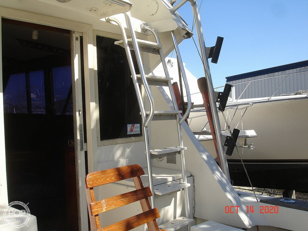 1982 Viking boat for sale, model of the boat is 46 Sportfish & Image # 14 of 40