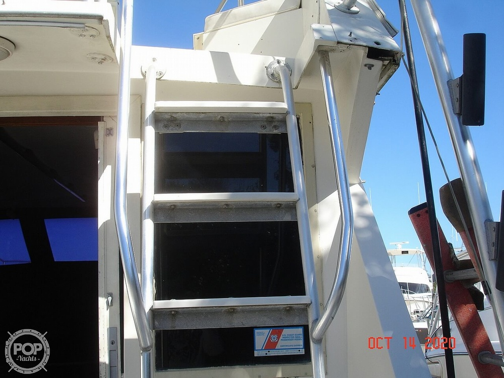 1982 Viking boat for sale, model of the boat is 46 Sportfish & Image # 23 of 40