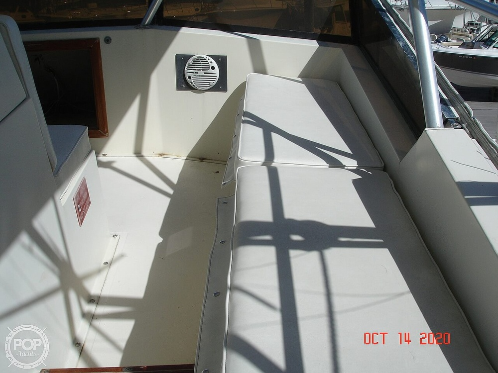 1982 Viking boat for sale, model of the boat is 46 Sportfish & Image # 25 of 40