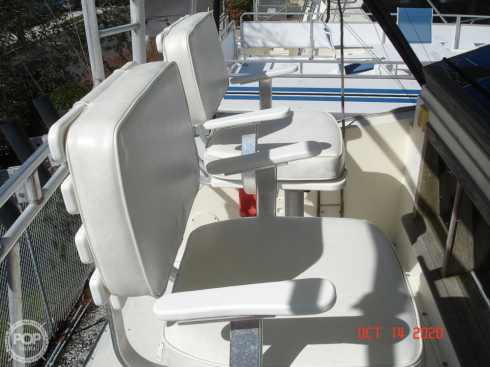 1982 Viking boat for sale, model of the boat is 46 Sportfish & Image # 26 of 40