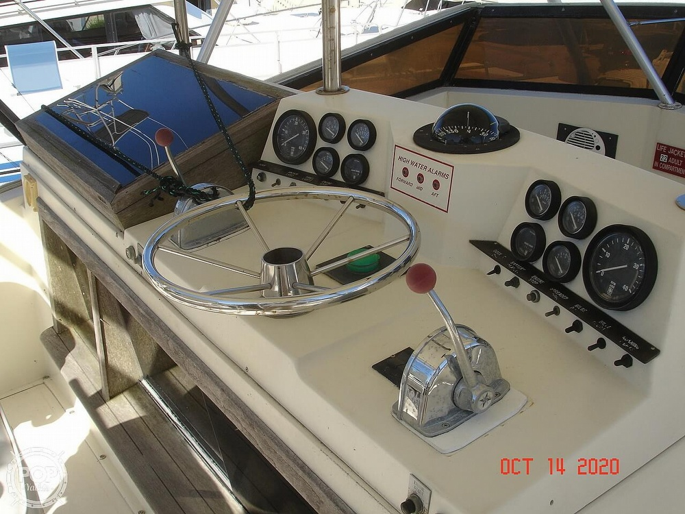 1982 Viking boat for sale, model of the boat is 46 Sportfish & Image # 30 of 40