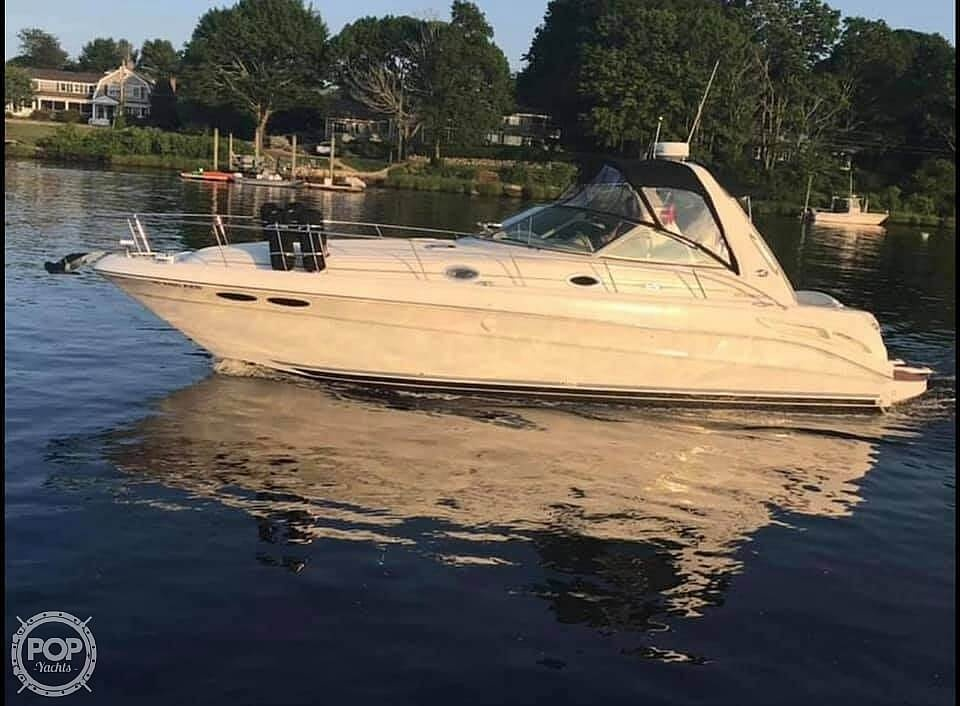 2001 Sea Ray boat for sale, model of the boat is 340 Sundancer & Image # 2 of 40
