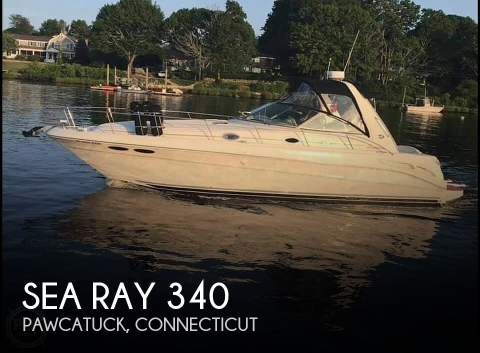 2001 SEA RAY 340 SUNDANCER for sale