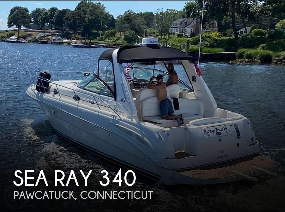 2001 Sea Ray 340