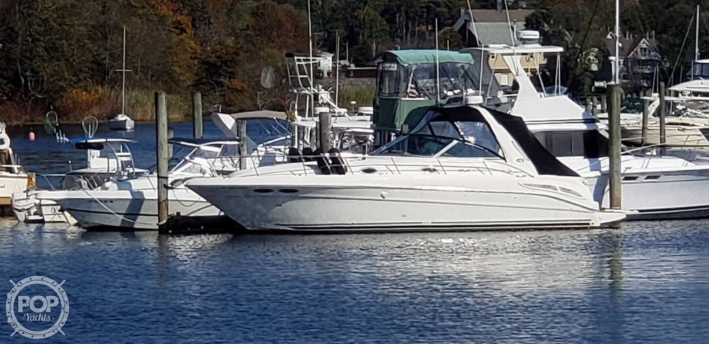 2001 Sea Ray boat for sale, model of the boat is 340 Sundancer & Image # 13 of 40