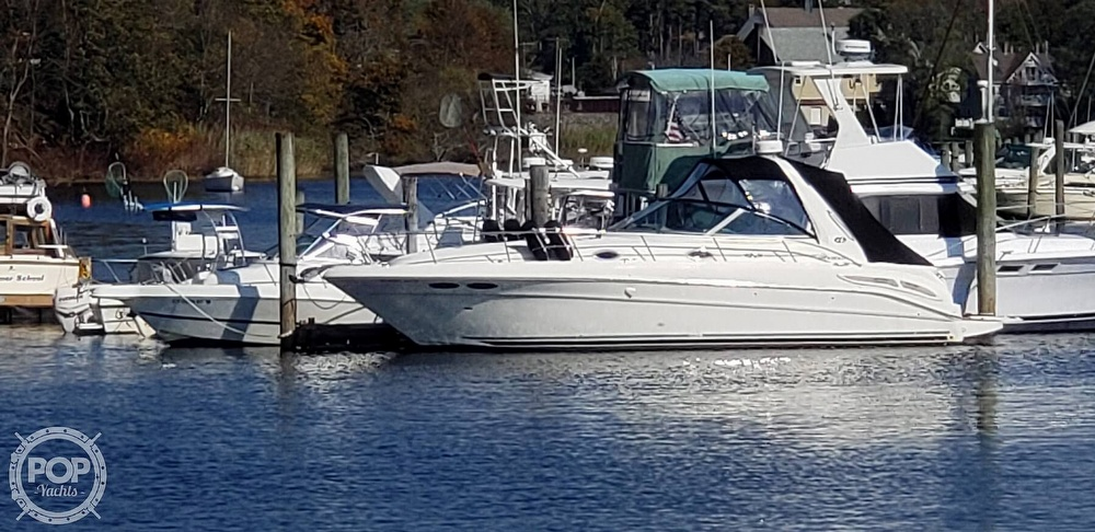 2001 Sea Ray boat for sale, model of the boat is 340 Sundancer & Image # 14 of 40