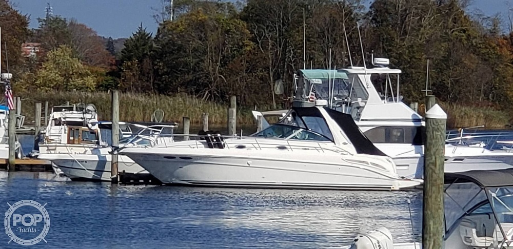 2001 Sea Ray boat for sale, model of the boat is 340 Sundancer & Image # 15 of 40
