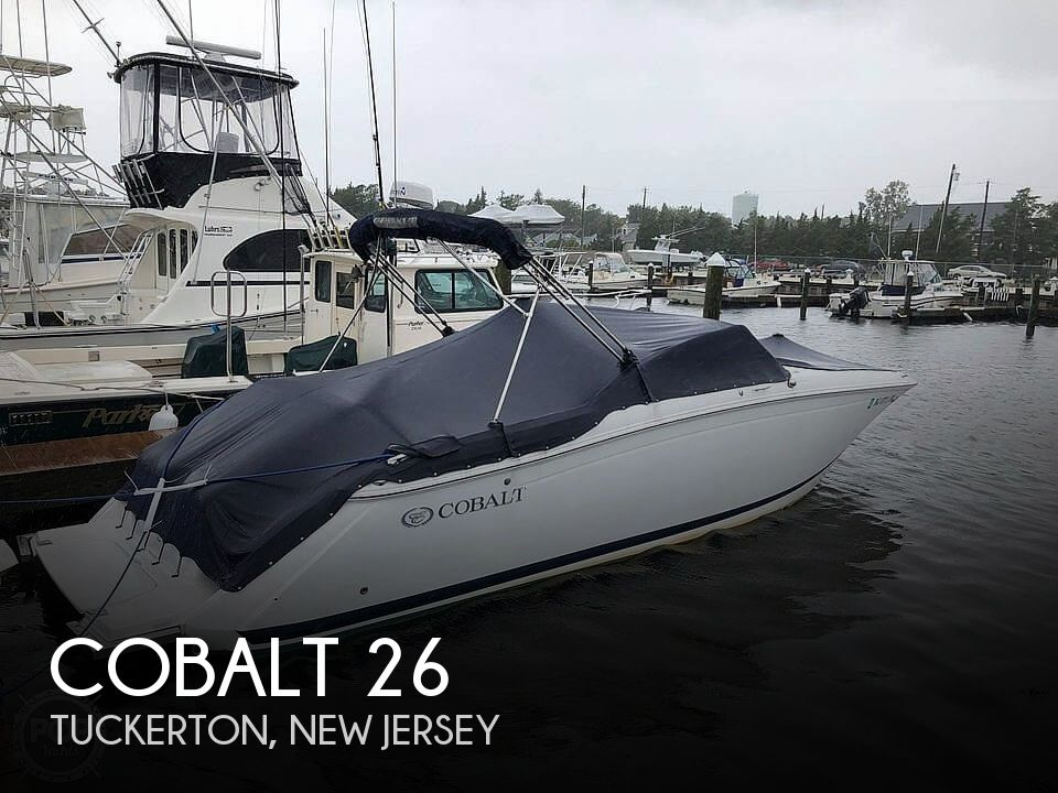 Used Deck Boats For Sale by owner | 2014 Cobalt 26sd