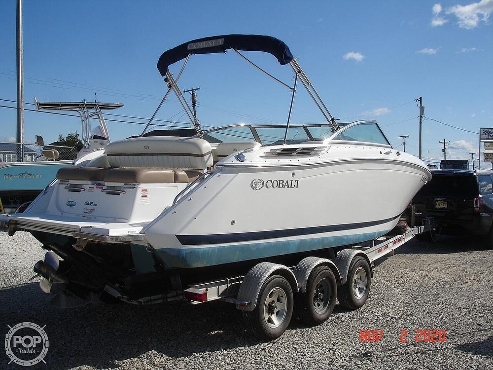 2014 Cobalt boat for sale, model of the boat is 26 Sport Deck & Image # 3 of 40