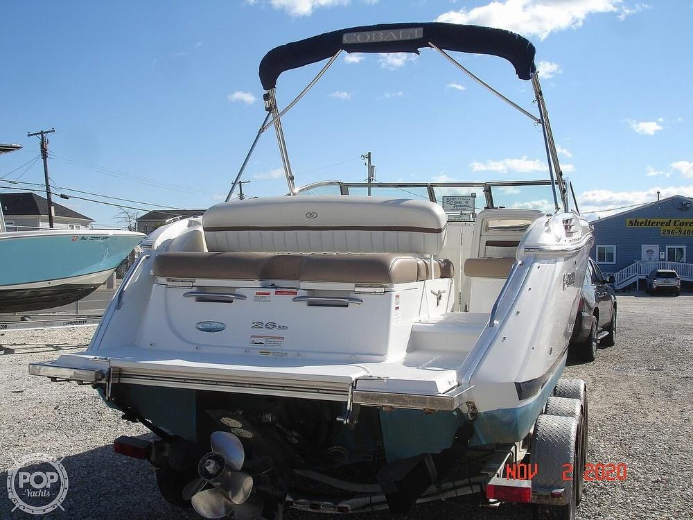 2014 Cobalt boat for sale, model of the boat is 26 Sport Deck & Image # 4 of 40