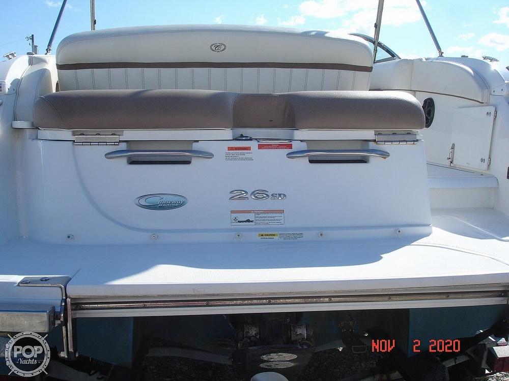 2014 Cobalt boat for sale, model of the boat is 26 Sport Deck & Image # 7 of 40