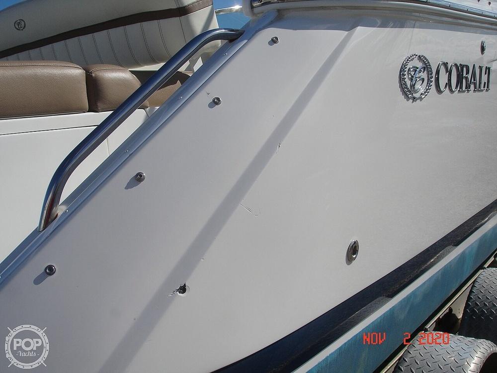 2014 Cobalt boat for sale, model of the boat is 26 Sport Deck & Image # 13 of 40