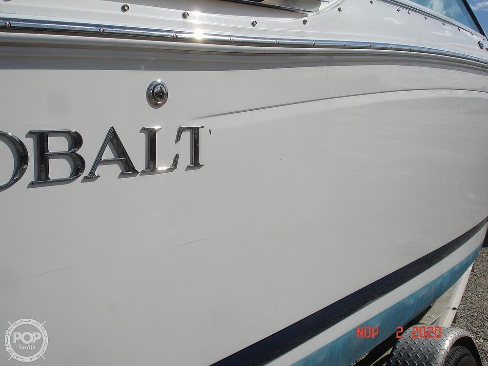2014 Cobalt boat for sale, model of the boat is 26 Sport Deck & Image # 14 of 40