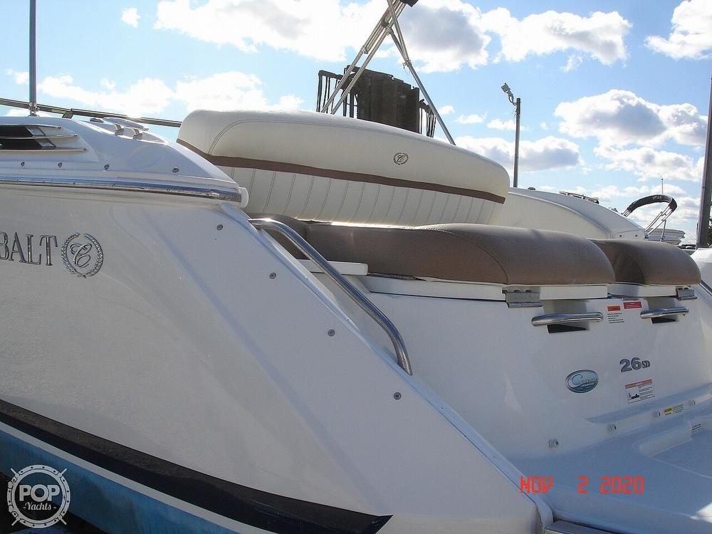 2014 Cobalt boat for sale, model of the boat is 26 Sport Deck & Image # 20 of 40