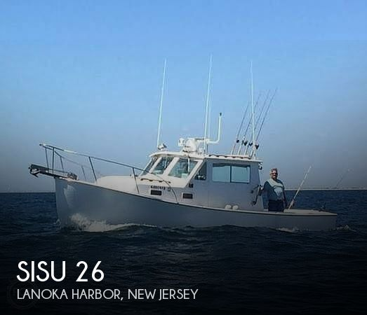 Used Sisu Boats For Sale by owner | 1985 Sisu 26