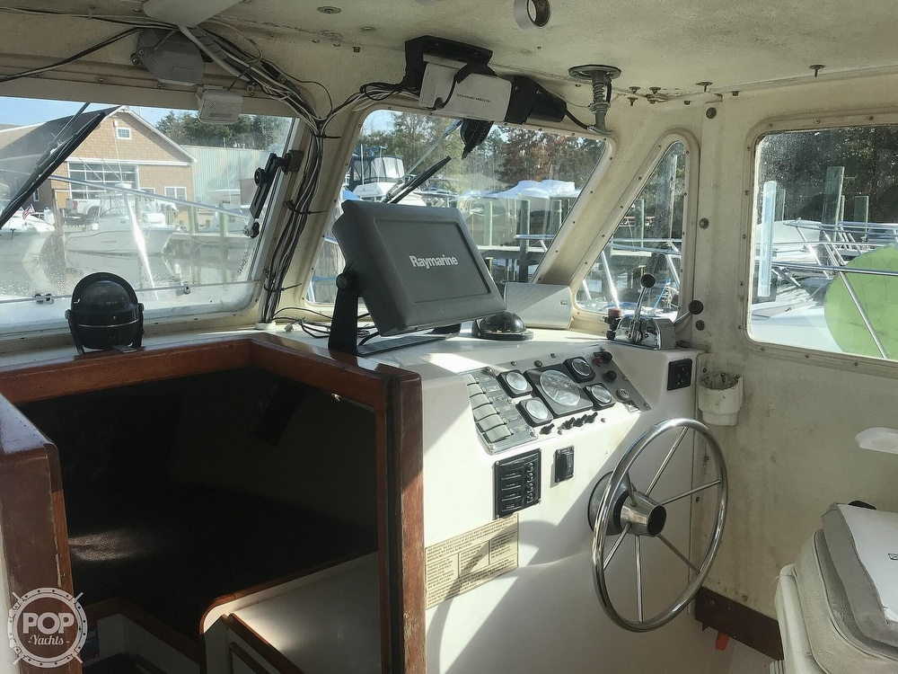 1985 Sisu boat for sale, model of the boat is 26 & Image # 32 of 40