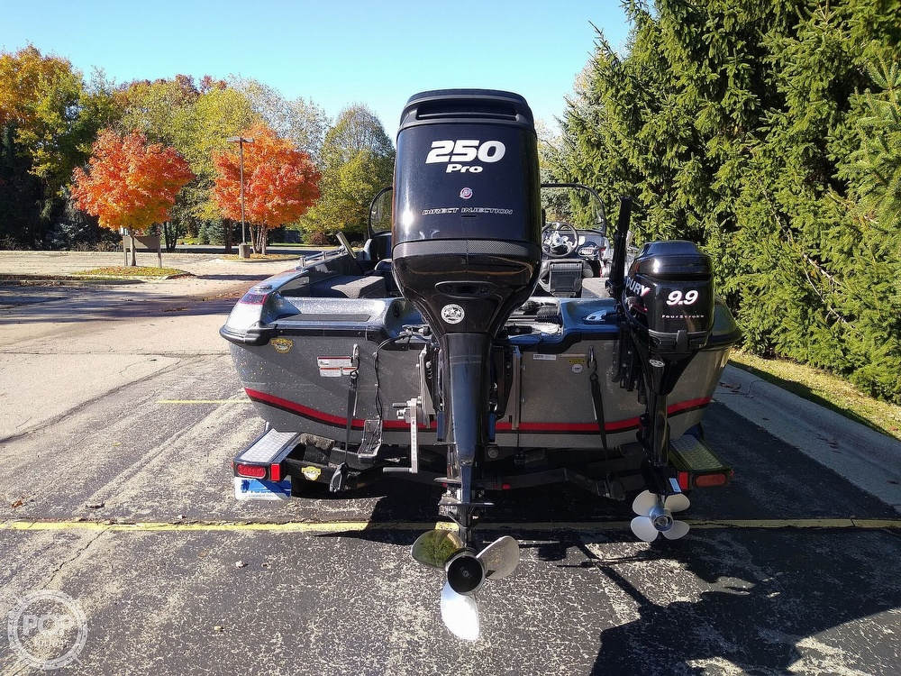 2014 Nitro boat for sale, model of the boat is ZV21 & Image # 29 of 40