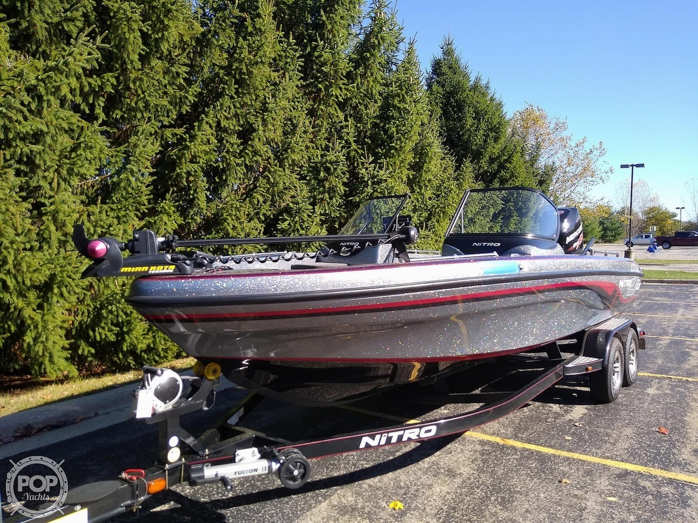 2014 Nitro boat for sale, model of the boat is ZV21 & Image # 32 of 40