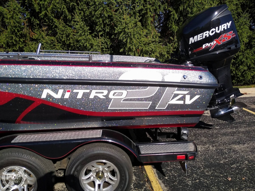 2014 Nitro boat for sale, model of the boat is ZV21 & Image # 33 of 40
